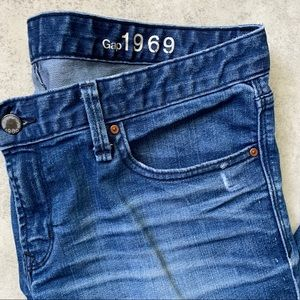 GAP Jeans - GAP Real Straight